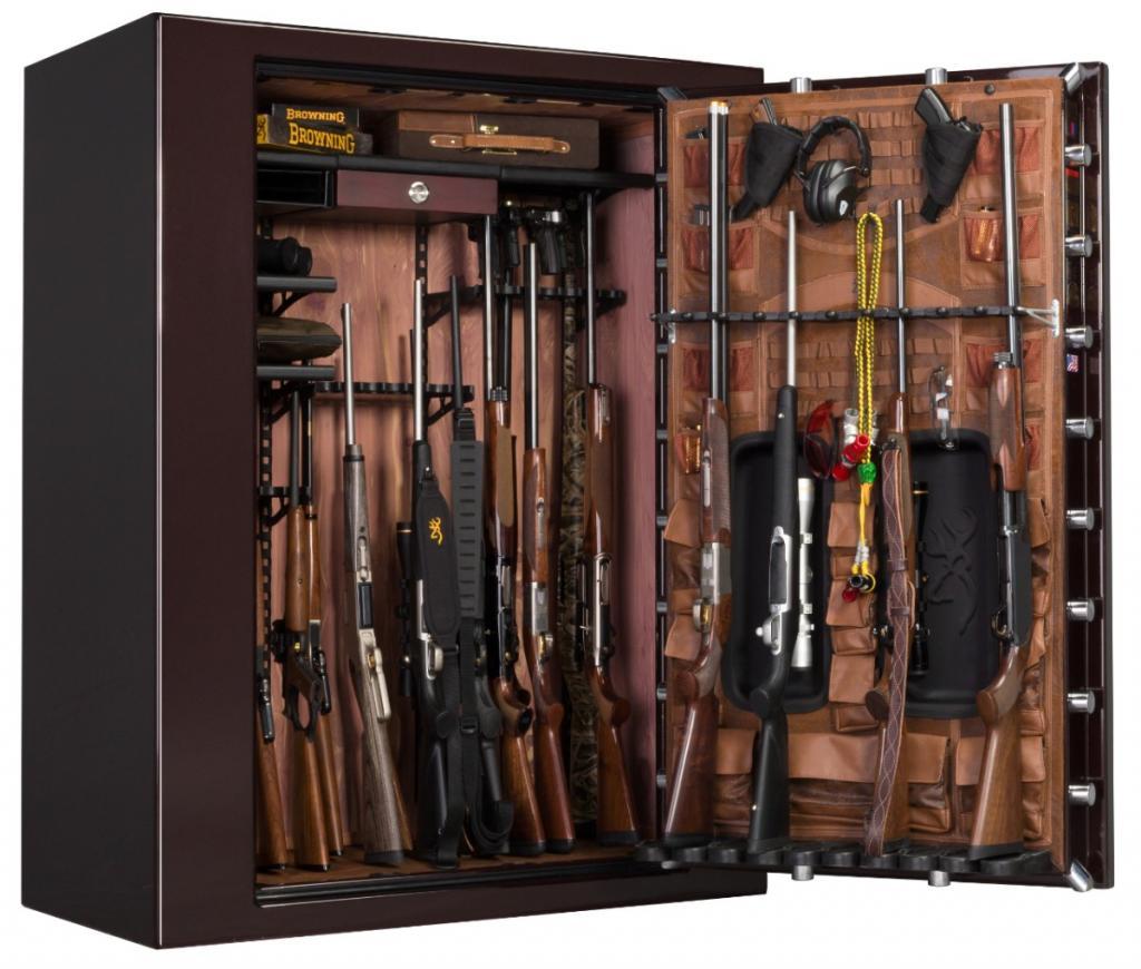 требования к установке оружейных сейфов