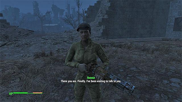 Fallout 4 Миссия Старые Пушки Прохождение
