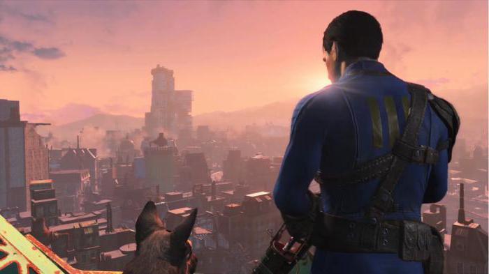 Fallout 4 когда конец игры