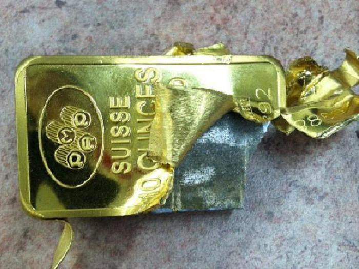 как отличить белое золото от подделки