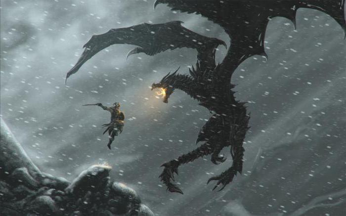 скайрим мод на драконью броню