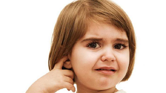 околоушной свищ у ребенка