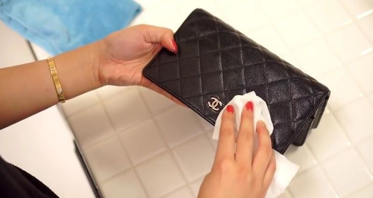 Leather Wallet Care
