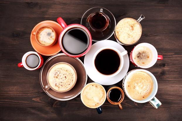 types of indian coffee