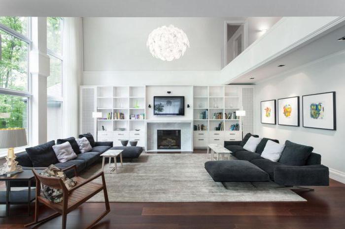 дизайн интерьера квартир в светлых тонах