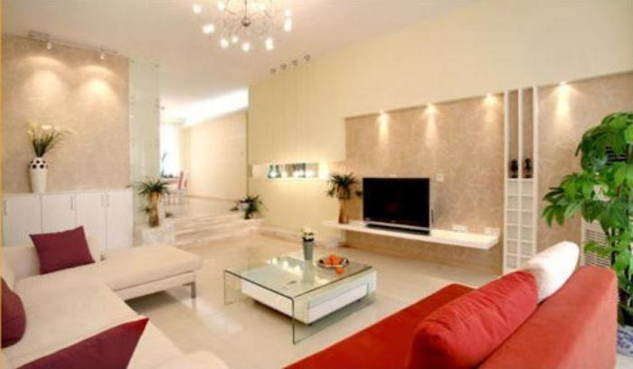 интерьер квартиры в светлых тонах фото