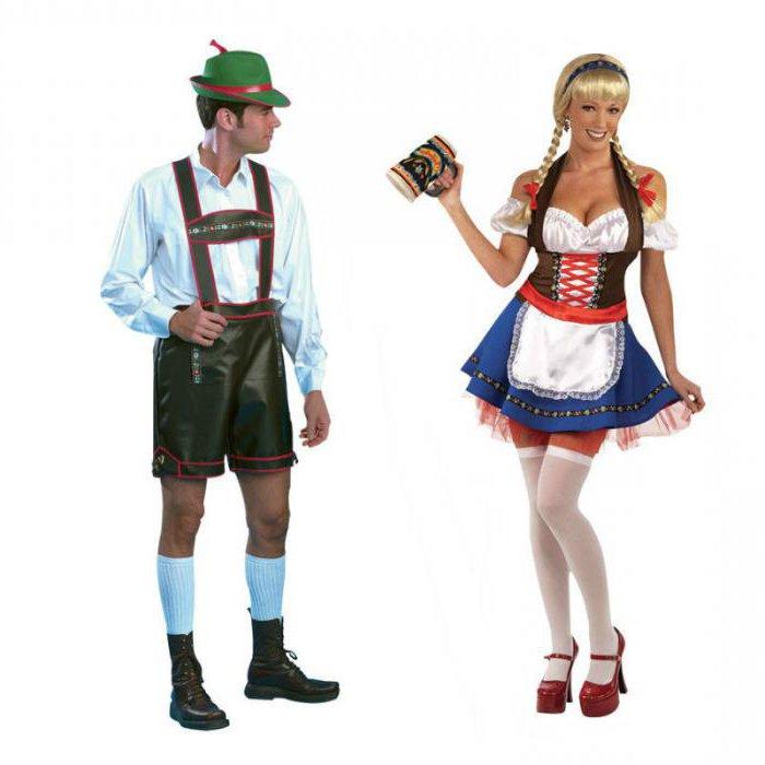 эта картинки национального немецкого костюма установки запуска трее