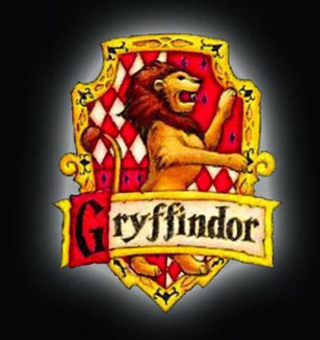 герб школы хогвардс