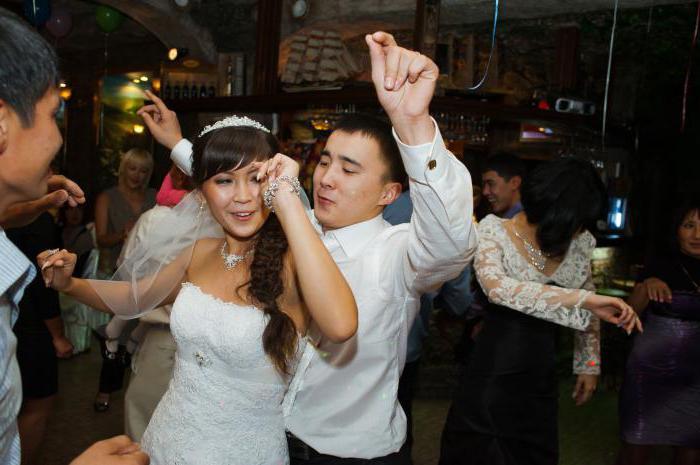 казахская свадьба особенности