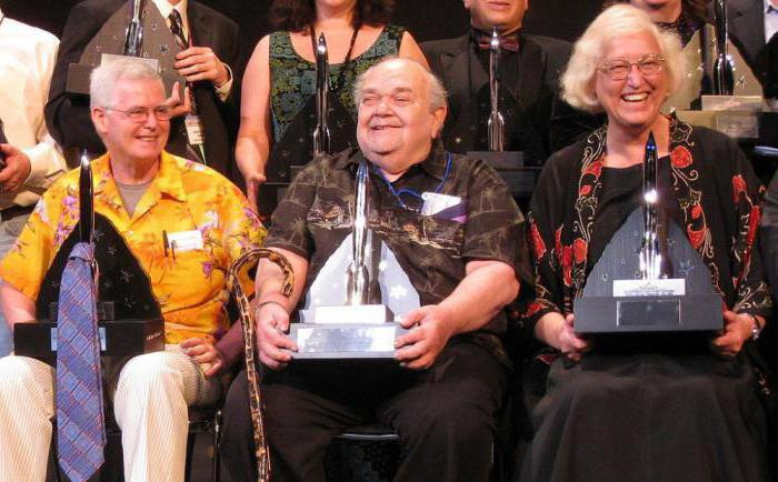 лауреаты премии хьюго