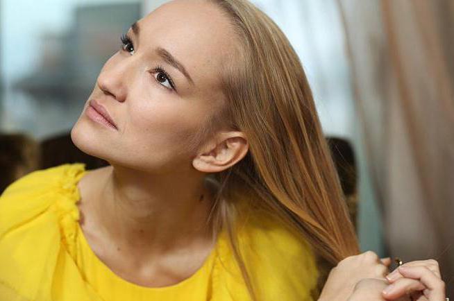 Полина Сидихина, Актриса: фото, биография, фильмография ...