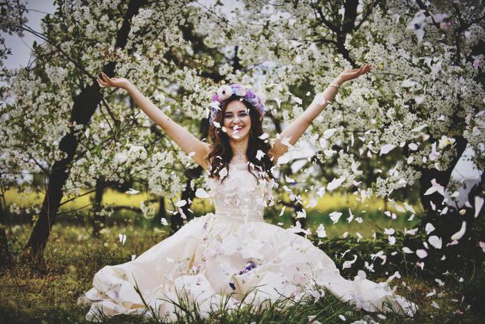 К чему снится красивое платье