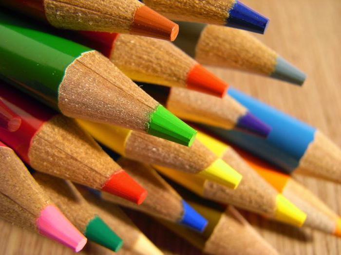 какой любимый цвет
