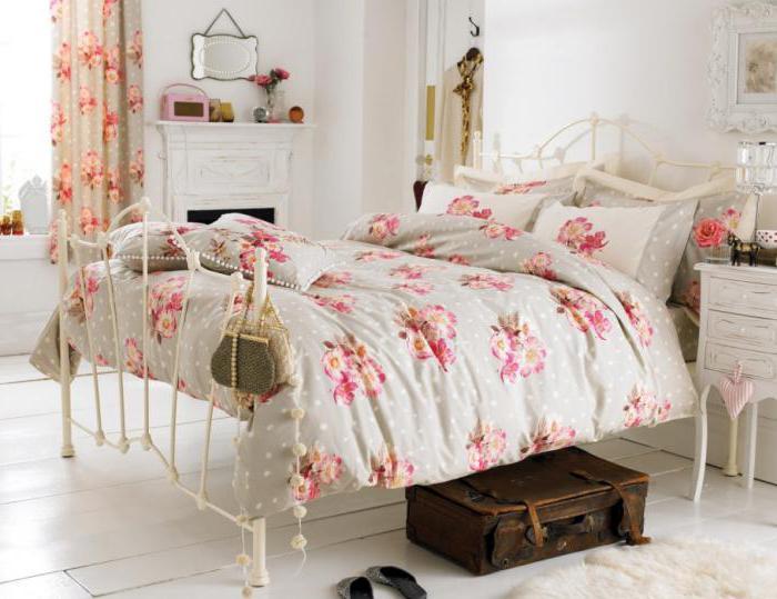 кровати в стиле прованс недорого