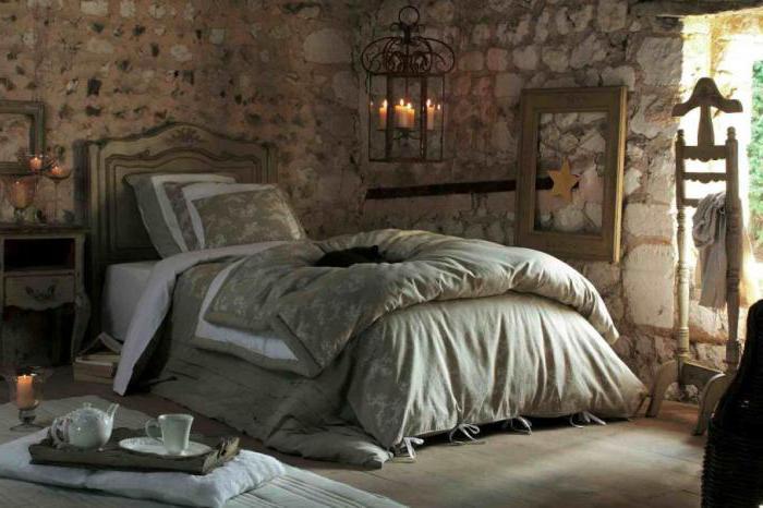 диван кровать в стиле прованс