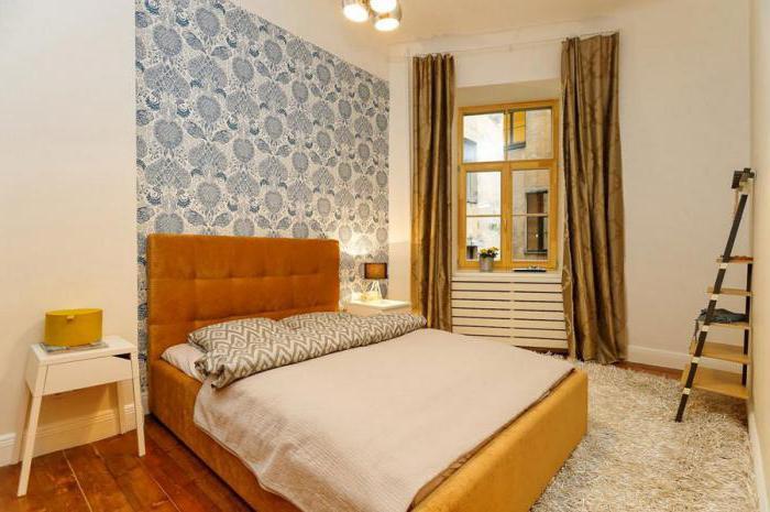 скандинавский стиль в интерьере квартиры студии