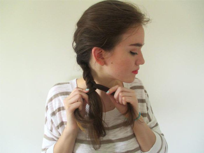 Сонник волосы заплетать