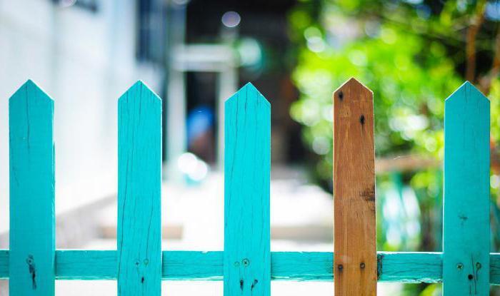 сонник красить забор