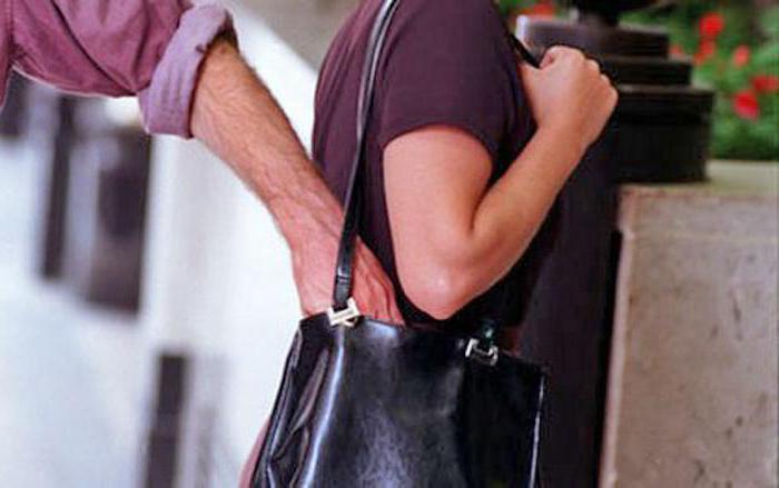 сонник украли кошелек с деньгами из сумки