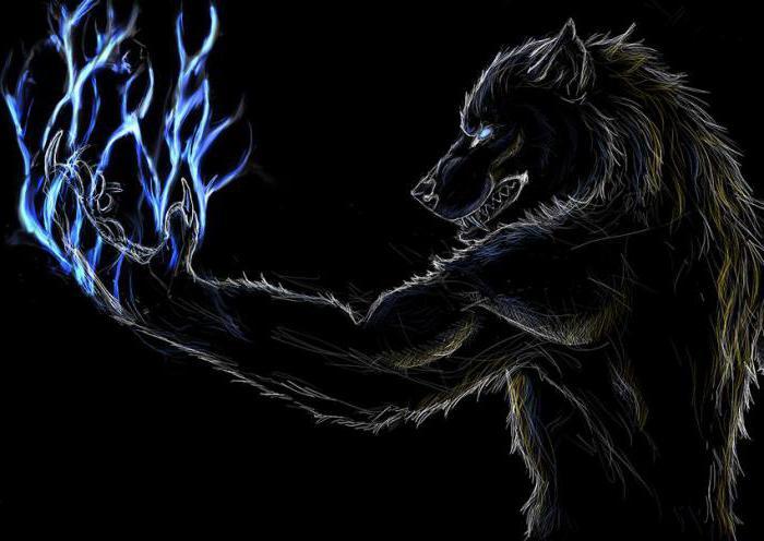 Волки к чему снится сон