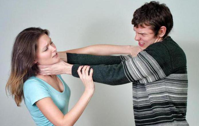 сонник бить по лицу женщину