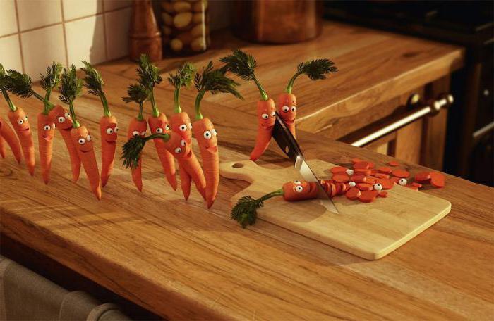 морковкино заговенье