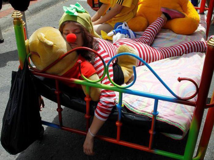 необычный детский праздник