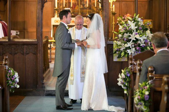 Сонник: к чему снится венчание?