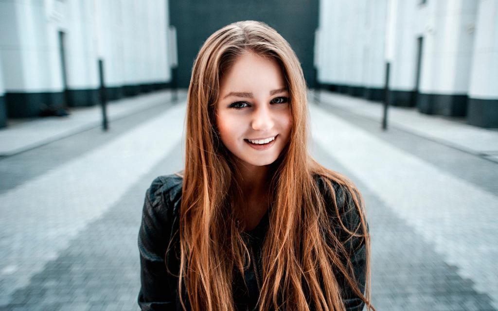 Вероника-подросток