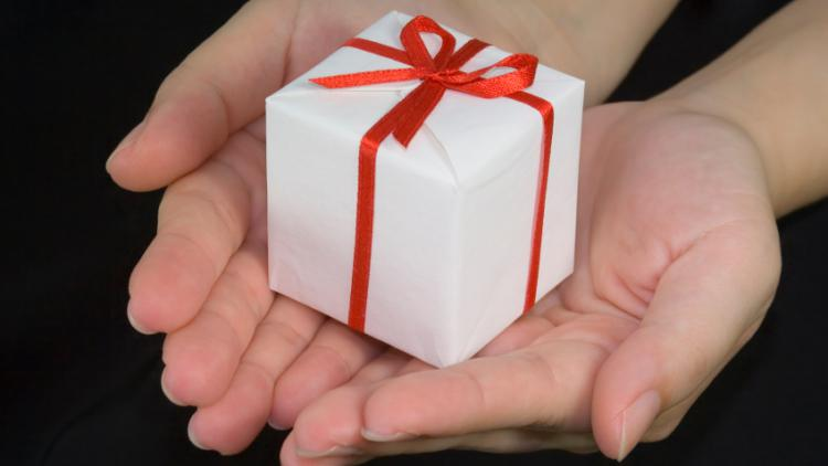 подарок для парня своими руками