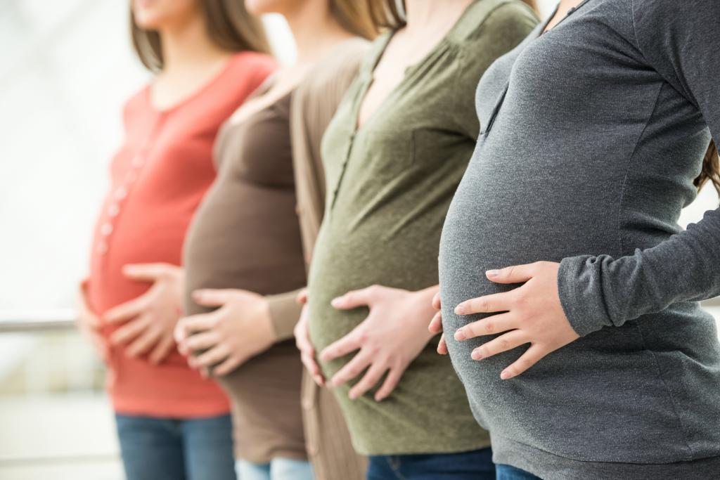 Приснилось что родила я беременна 17