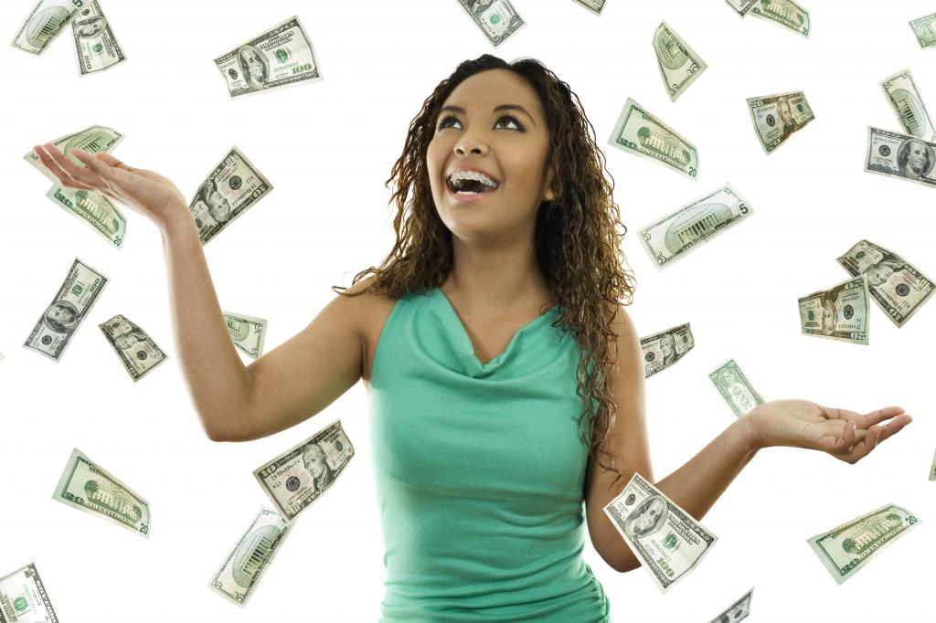 К чему снится деньги и подарки 573