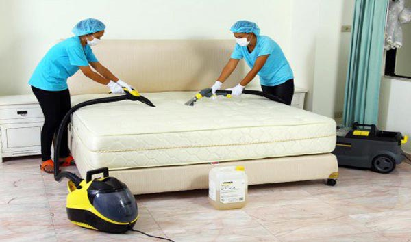 dry cleaning mattress