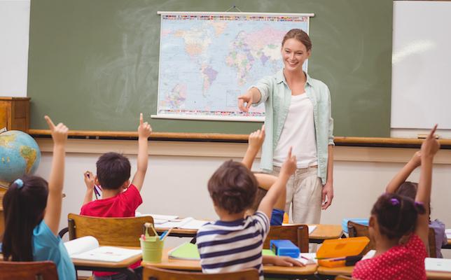 приснился учитель географии