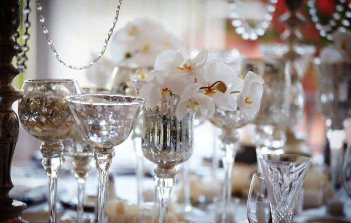 Стеклянная свадьба это сколько лет