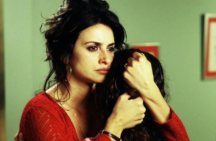 Испанские фильмы с красивыми девушками