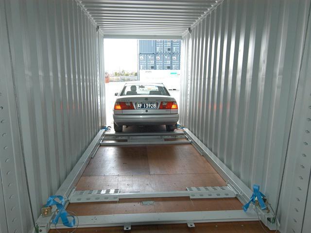контейнер закрытого типа