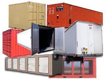 контейнер типа север
