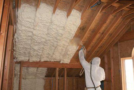 Как утеплить крышу дома