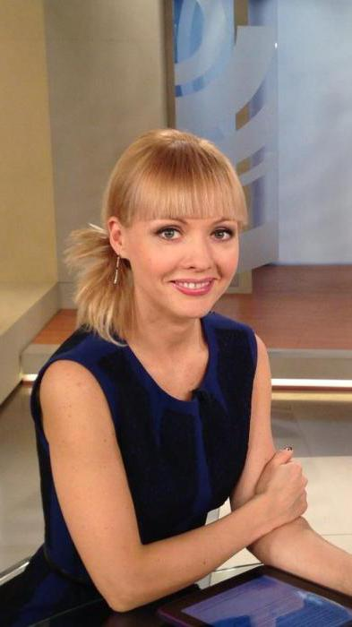 ирина сашина телеведущая биография