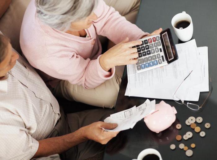 Какая в россии минимальная пенсия