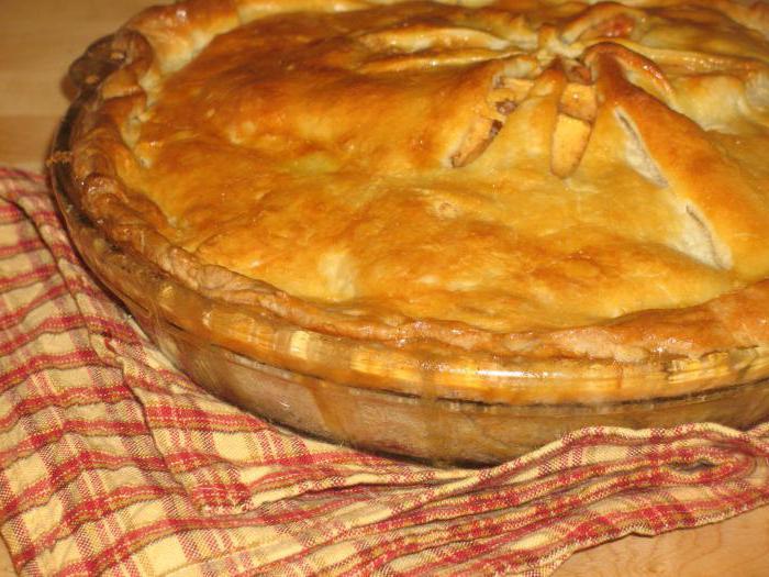 Чем смазывать пироги для румяной корочки перед выпечкой?