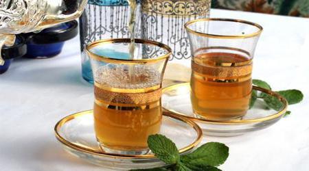 Как заваривать марокканский чай