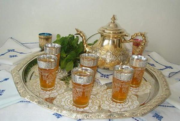 Марокканский чай рецепт