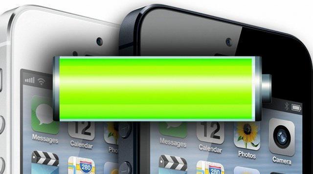 быстро разряжается батарея на айфоне 5