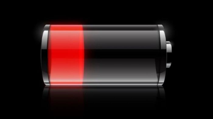 Очень быстро разряжается айфон 5