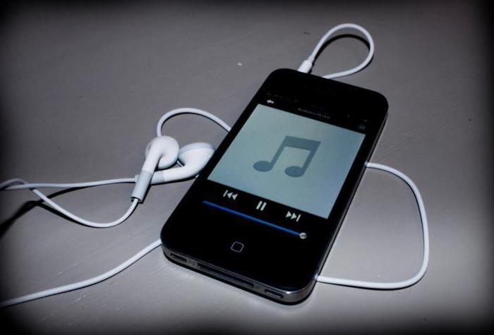 музыка на айфон 4 на звонок