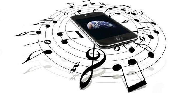 как поставить музыку на айфон 4