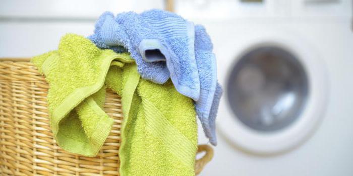 как сделать полотенца мягкими после стирки