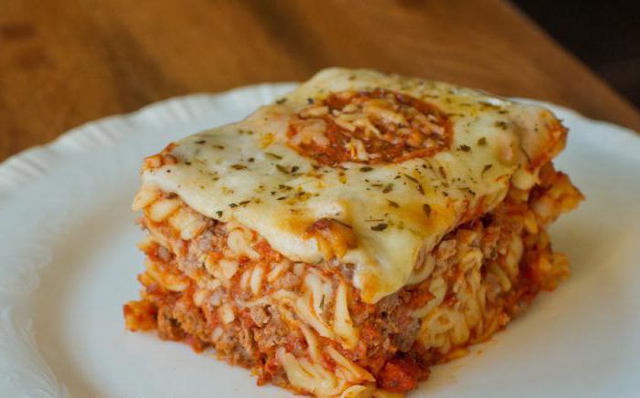 пицца из макарон быстрого приготовления